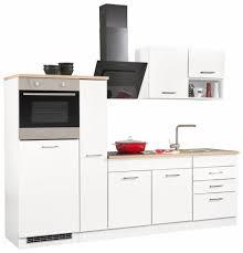 küche mit e geräten held möbel küchenzeile mit e geräten haiti breite 250 cm
