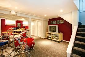 basement ideas basement finishing kansas city basement