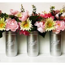 Mason Jar Vases For Wedding Shop Ball Mason Jar Decorations On Wanelo
