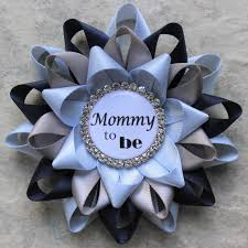 baby boy shower decorations mommy to be pin boy baby shower