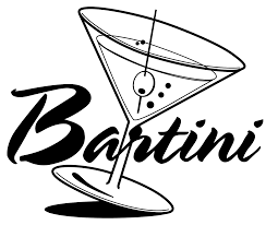 martini glass logo png sip martinis cocktails wine beer from bartini urban fondue