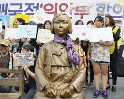 Comfort Women Japan Park U0027s Downfall Muddles Japan U0027s Options On U0027comfort Women