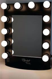 Table Top Vanity Mirror Table Top Lighted Mirror U2013 Thelt Co