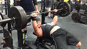 bench press 285x10 paused speed singles up to 335lbs video