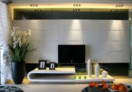 Lcd Tv Wall Mount Cabinet Design Best Hall Tv Showcase Pictures Best Interior Decorating Ideas
