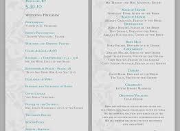 catholic wedding program cover catholic wedding blessing ailin s catholic wedding