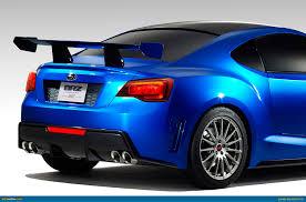 custom subaru brz turbo ausmotive com la 2011 subaru brz concept sti