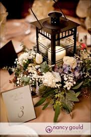 Lantern Wedding Centerpieces Southern California Wedding At Altadena Town And Country Club In