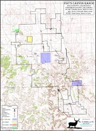 Colorado State County Map by 21752 Acres In Baca County Colorado