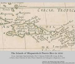 Yale Map Puerto Rico Genocide Studies Program