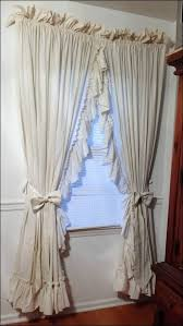 Black Tan Curtains Living Room Magnificent Ivory Voile Curtains Draw The Curtains