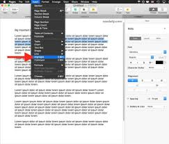 resume templates for mac text edit word count how to highlight in pages for mac