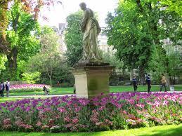 springtime in le jardin du luxembourg chocolate u0026 croissants