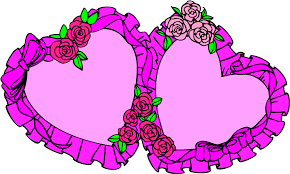 clipart hearts and flowers heart flower cliparts free download