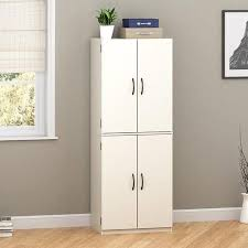 Door Storage Cabinet Creative Of Tall Storage Cabinet With Doors Tall Narrow Storage