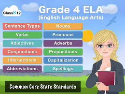4th grade grammar english grammar exercises fun game by classk12