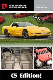 mid america designs corvette 7 best corvette click n shop catalogs images on