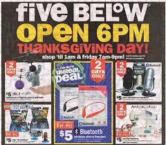 microphone black friday five below black friday ad and fivebelow com black friday deals