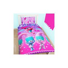 Single Duvet And Pillow Set Buy Trolls Single Duvet U0026 Pillow Cover Set At Pinksumo Com
