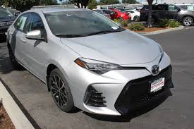 2009 Toyota Corolla Roof Rack by New 2018 Toyota Corolla Se 4dr Car In San Jose C180229 Stevens