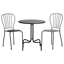 Outdoor Bistro Table And Chairs Ikea Enchanting Bistro Table Ikea Images Design Ideas Surripui Net