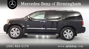 lifted nissan armada pre owned 2012 nissan armada platinum 4d sport utility in hoover