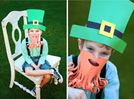 kids leprechaun costume pattern