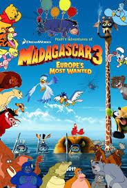 pooh u0027s adventures madagascar 3 europe u0027s wanted pooh u0027s