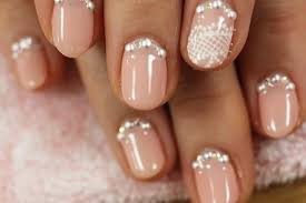 nail art star destinee handly u0027s handy tips for wedding nails
