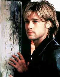 hollywood actors cool brad pitt hairstyle hollywood