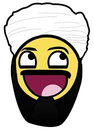 Smiley Memes - awesome smiley face osama awesome smiley smileys pinterest