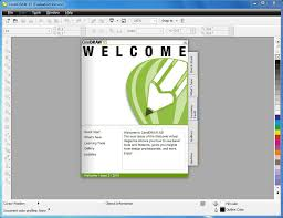 graphic design program coreldraw graphics suite