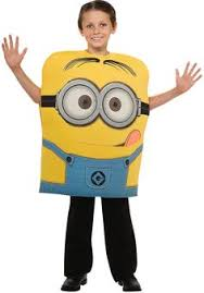 Minions Halloween Costumes Adults Despicable 2 Minion Dave Foam Costume Costumes