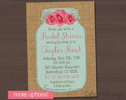 jar bridal shower invitations jar bridal shower invitations jar bridal shower