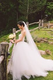 Outdoor Wedding Dresses Outdoor Chinese Wedding Celebration At Castle In North Carolina