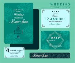 marriage invitation card sle wedding invitation card format free vector 215 454 free