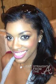 porshe steward on the housewives of atlanta show hairline exclusive meet newest atlanta housewife porsha williams stewart