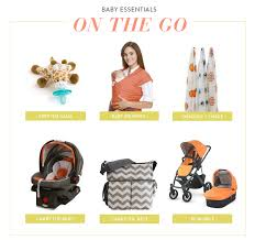 baby essentials baby essentials on the go with chandra of oh lovely day