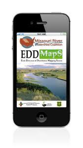 edd maps noxious program