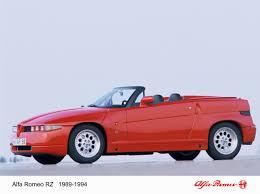 1992 Alfa Romeo Rz Zagato Studios