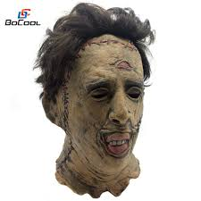 leatherface mask the chainsaw leatherface mask party mask scary