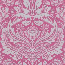 Wallpaper For Walls Teal And Pink Desire Pink Wallpaper Grahambrownuk