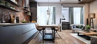 Brick Kitchen Ideas Remarkable Exposed Brick Kitchen Interior Design Ideas In