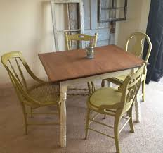 small kitchen tables for two small dining chairs stripped wood