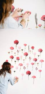 wedding backdrop on a budget of budget friendly diy paper flower wedding backdrop 5