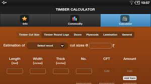 timber calculator android apps on google play