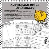 australian money magic squares higher order thinking hots grades 3