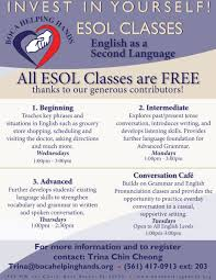 is ingles open on thanksgiving esol classes boca helping hands