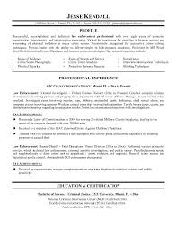 Law Resume Samples by Police Officer Resume Samples Resume Examples Law Enforcement