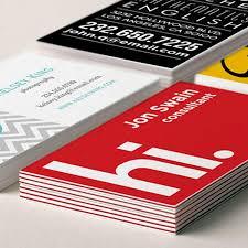 Matt Laminated Business Cards Business Cards 400gsm Matt Laminated Double